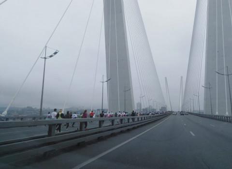 Езжай – не хочу: дороги Владивостока опустели 1 января