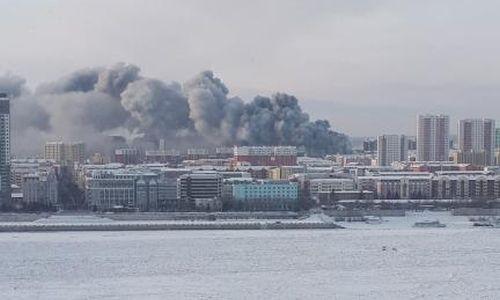 Китайский дым накрывает дальневосточный город