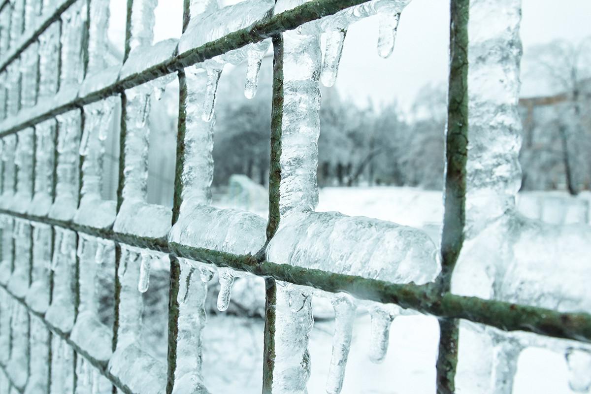 Европейскую часть России ждут заморозки
