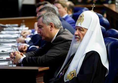 Патриарх предостерег российскую власть от тирании
