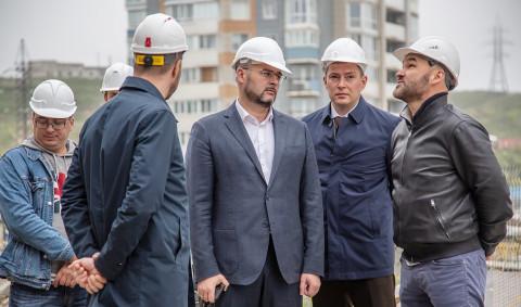 Константин Шестаков сообщил о смене подрядчика для возведения детского сада