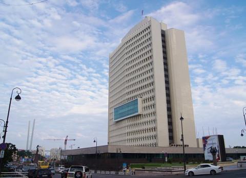 Меры поддержки бизнеса в Приморье озвучили на встрече в правительстве региона