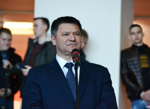 Тарасенко может стать губернатором Хабаровского края