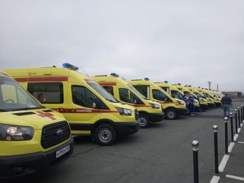 Приморье коронавирусное: заболело еще более 100 человек