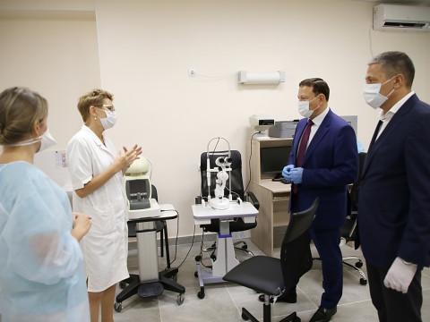 Приморских медиков благодарят депутаты