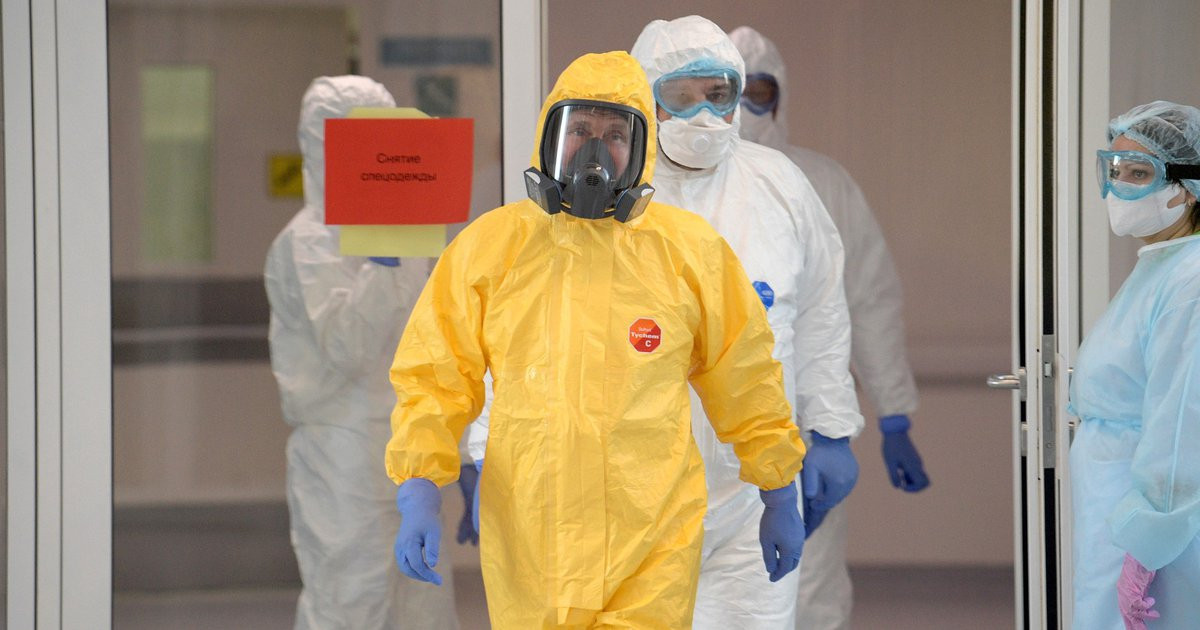 Как распознать коронавирусный кашель, рассказал главврач «Коммунарки»