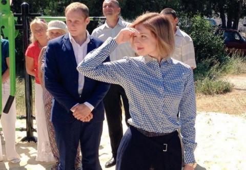 Поклонская хочет ввести спецназ в Крым