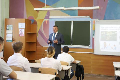 Подготовка медицинских кадров в Приморье начинается со школы