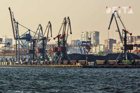 Докеры Владивостокского морского торгового портаначали забастовку