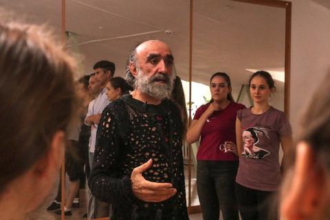 Мастера делятся тайнами на Тихоокеанском театральном фестивале