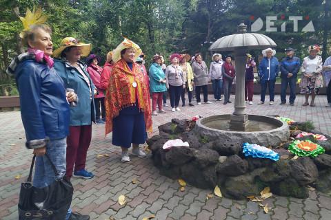День пожилого человека ярко отмечают в Приморье