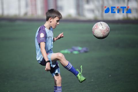 Уроки футбола появятся в российских школах