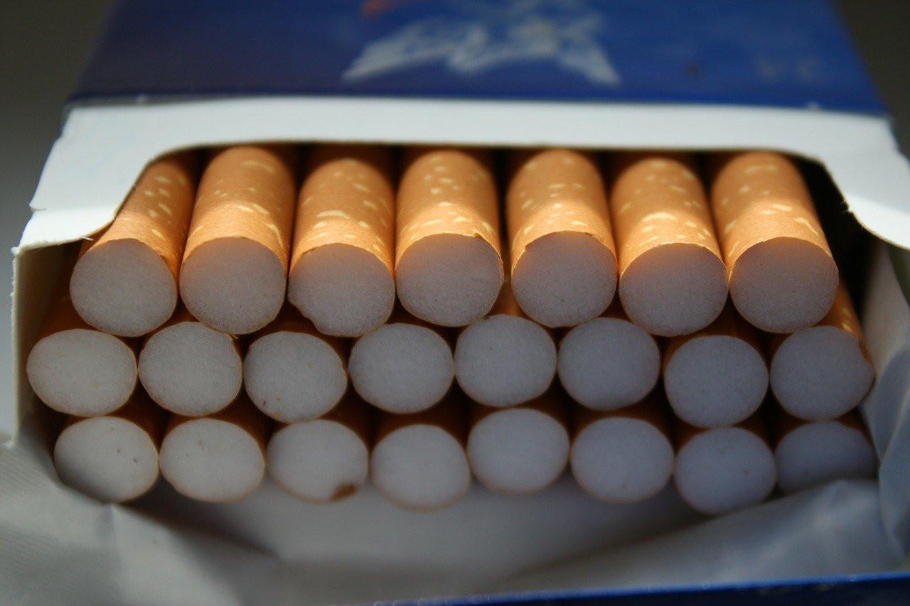 Новый штраф за курение ввели в России