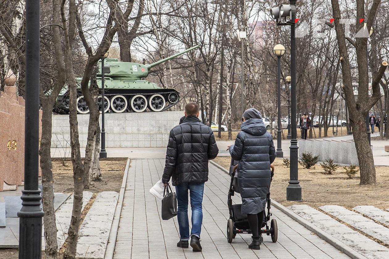 Приморские «Соколы Жириновского» просят поднять социальные выплаты