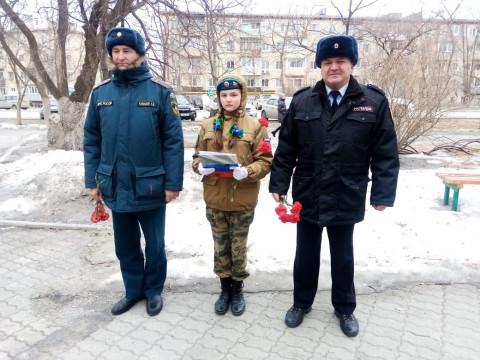 Подвиг российских десантников вспомнили в Приморье