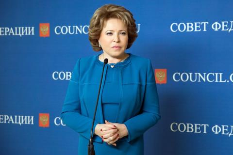 Матвиенко рассказала об индексации пенсий работающих пенсионеров