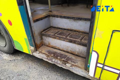 Приморские автобусы ломаются на ходу даже после вмешательства прокуратуры