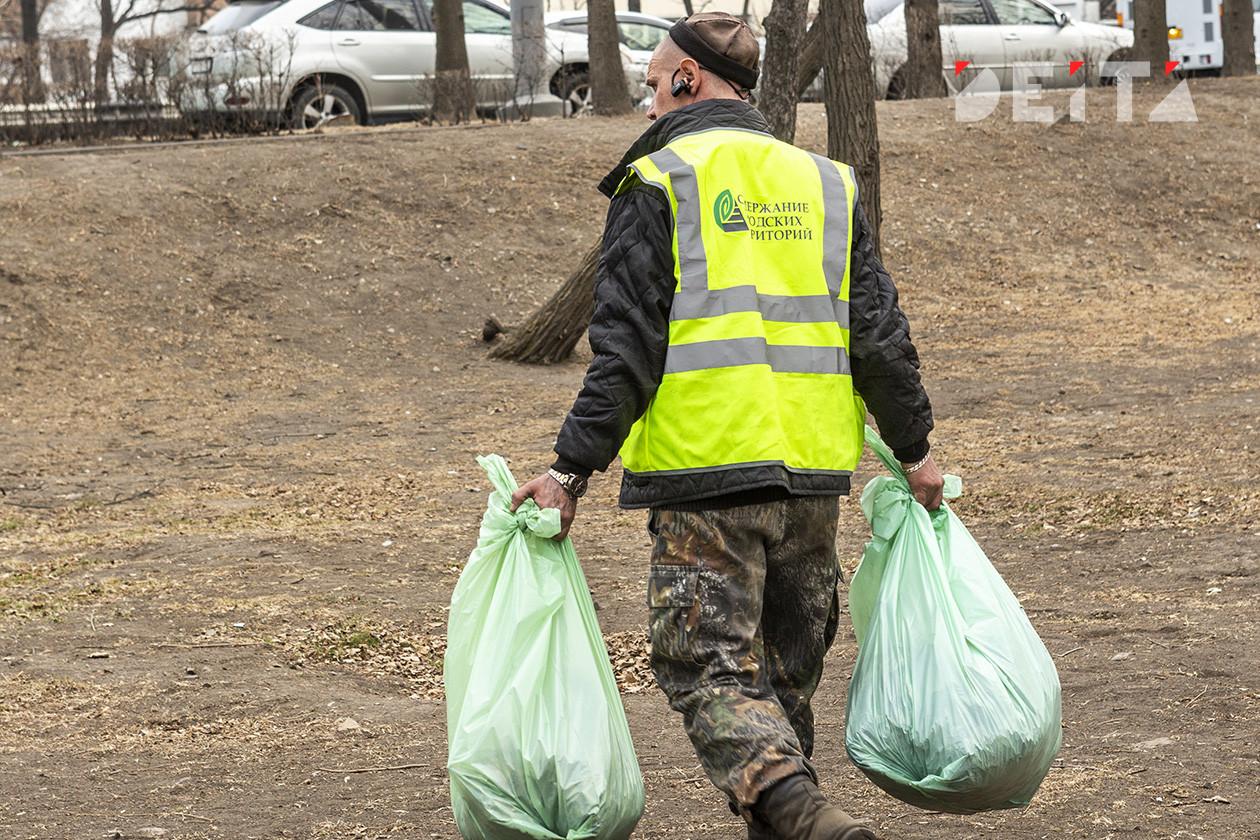 Жителям Владивостока предложили самим убраться в городе