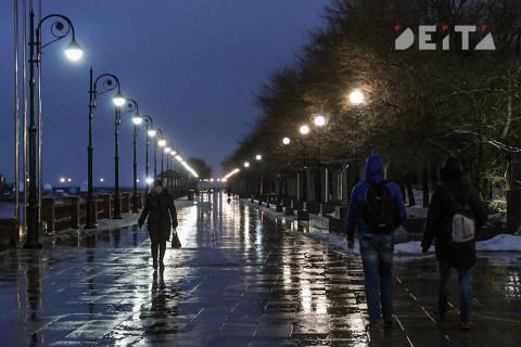 Дожди и грозы накроют Приморье вечером