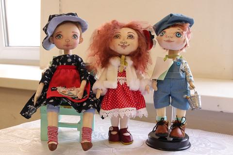 Посмотреть на кукольные истории приглашают во Владивостоке