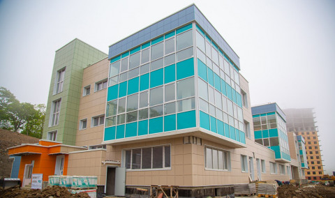 Строительство новой школы на Патрокле стартовало во Владивостоке