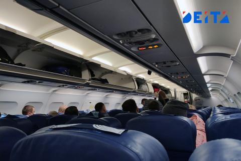 Пьяных уральцев сняли с самолёта на Камчатке