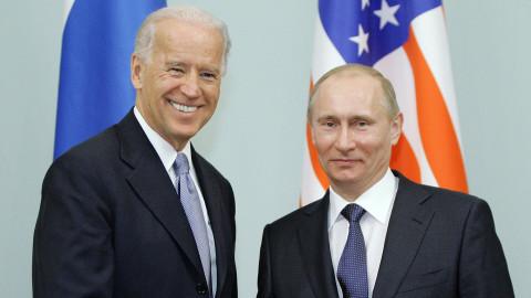 Озвучена основная тема предстоящей встречи Путина с Байденом