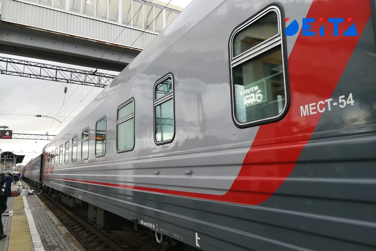 Скорый поезд «Москва-Владивосток» стал ежедневным