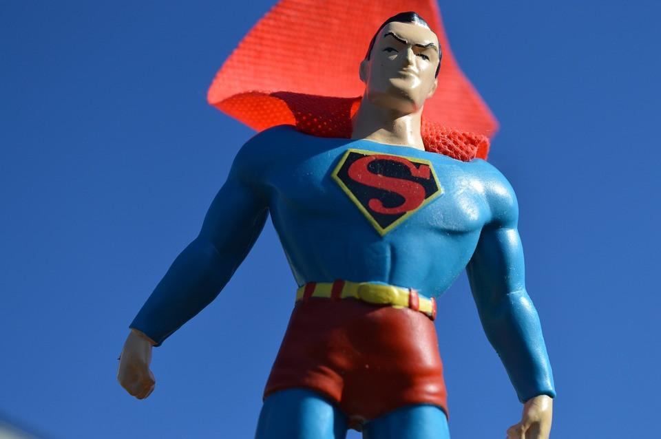 На голосование по поправкам в Конституцию явились Супермен, Малефисента и медведь