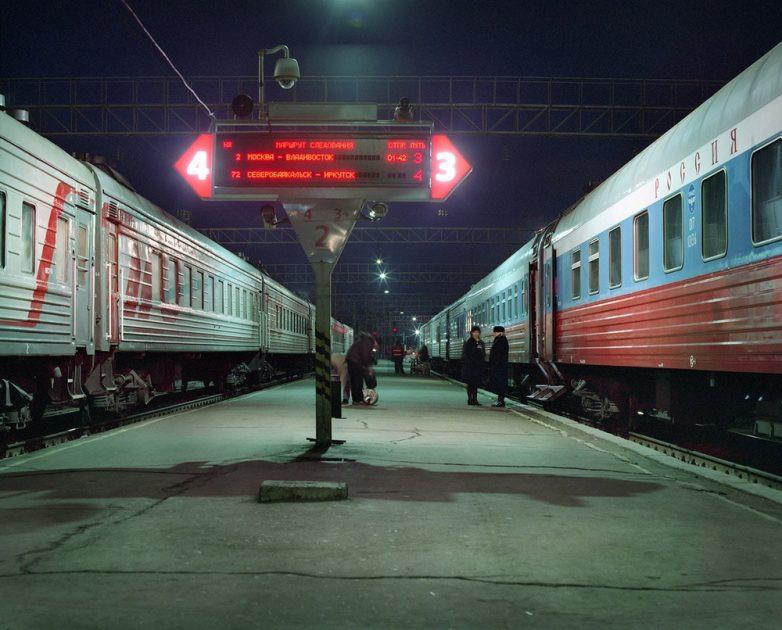 Поезд «Россия» Владивосток-Москва будет ежедневным