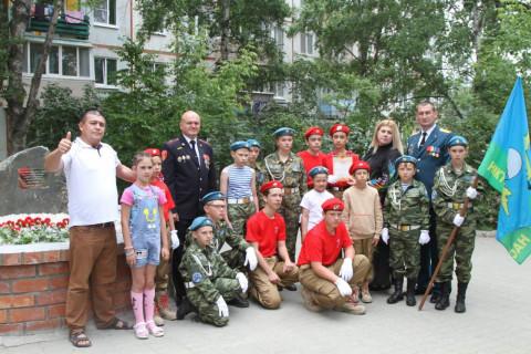 Торжественным митингом отметили День ветеранов в Приморье