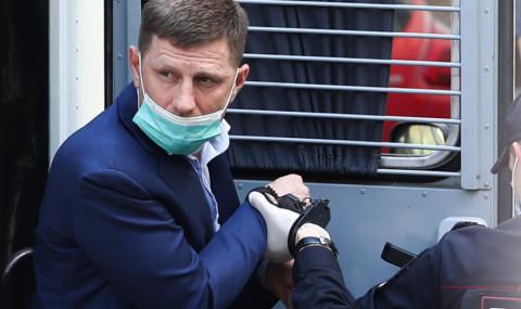Сергею Фургалу продлевают арест