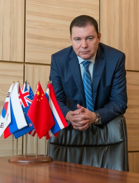 Президент Союза «Приморская торгово-промышленная палата» поздравил жителей Владивостока с днём города