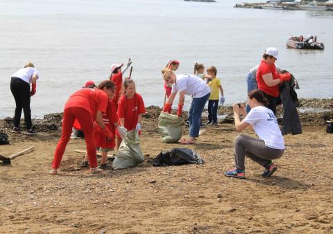 Экологическое волонтерство набирает популярность в Приморье