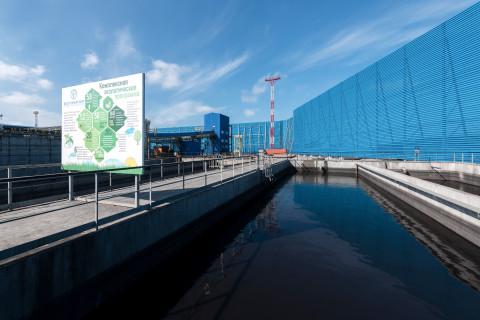 Компания АО «Восточный Порт» модернизирует уникальный парк очистных сооружений на специализированном терминале