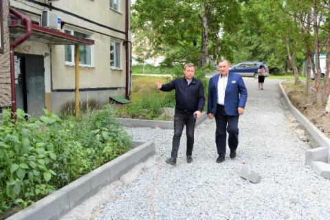 Реализацию краевых программ проверяют депутаты Заксобрания