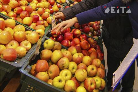 В России взмыли вверх цены на яблоки