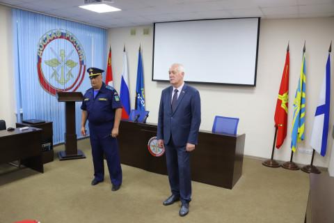 Депутаты Думы города Владивостока провели встречу с участниками программы «Юнармейский десант-2021»