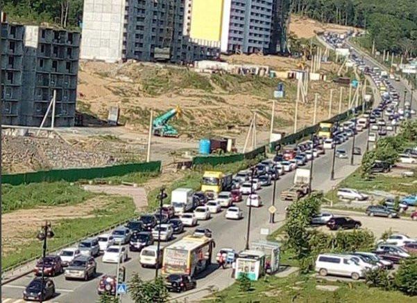 Москвичи скупили землю во Владивостоке