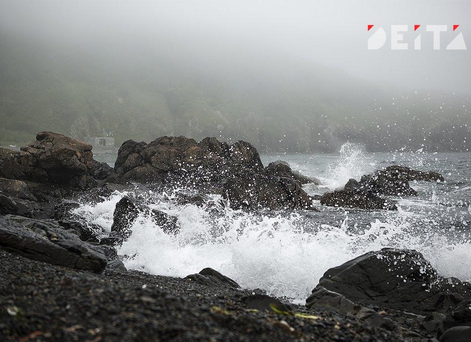 Ливни и штормовое предупреждение: супертайфун «Майсак» испортил погоду в Приморье