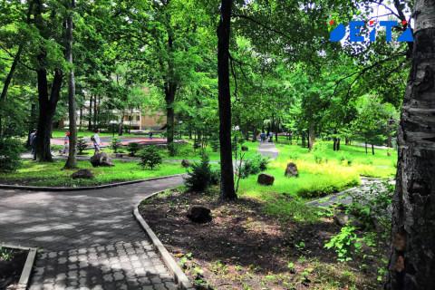 Покровский парк во Владивостоке благоустроят