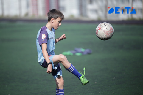 Новую футбольную академию открыли в Приморском крае