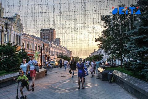 Новые культурные проекты реализовали в Приморье