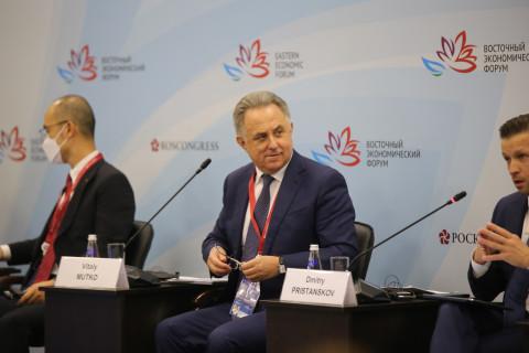 Мутко предложил мэру Владивостока «не долбить в одну точку»