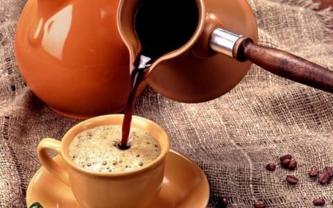 Доброе утро или вкусный кофе с помощью турки