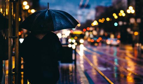 Дождливое воскресенье ждёт приморцев