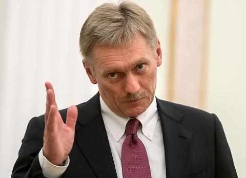 Песков послал россиян в правительство