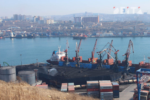 Глава городской думы оценил угольный терминал во Владивостоке