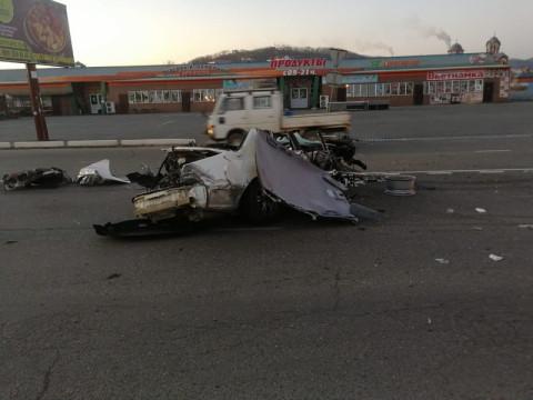 Аварийность падает, а смертность растёт: всё о дорожной ситуации в Приморье