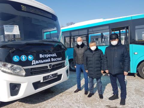 Автобусный парк Приморья нуждается в обновлении